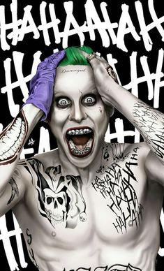 Jared Letos Joker Was Okay But He Looks Great As The Dccomics