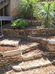 Comment réaliser soi même un escalier en pierre? | Sloped ...