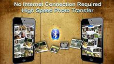 Wireless Photo Transfer Pro - WiFi & Bluetooth Photo Share by AWFUL APPS SHOP gone Free