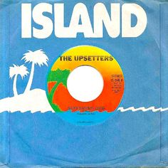 """THE UPSETTERS - Sufferer Dub 7"""" ℗ 1976, Island Records"""