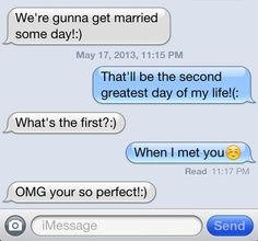 cute boyfriend text messages - Google Search
