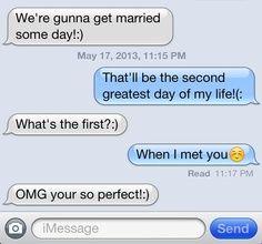 cute boyfriend text messages - Google Search