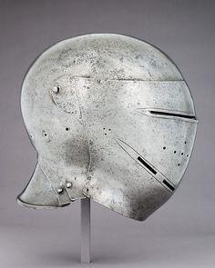 Visored Sallet | German | The Met