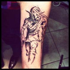 Amazing~. Anime tatto