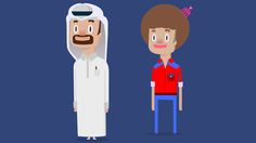 Character Design 3D Concepts Ooredoo Animation Qatar Leo Burnett Doha