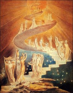 William Blake, Jacob's Ladder