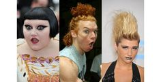 What the Pluck Is Going on with These 24 Tragic Star Eyebrows? #eyebrows #brows
