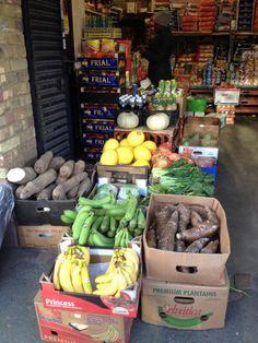 Brixton grocer