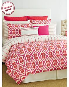 Preppy Comforter Set Cute for a girl's room