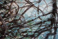 In Flux Anne Gaze (2013) 11in × 30in × 2in Current Bid: $600.00 #Vancouver #art