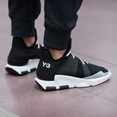 http://SneakersCartel.com unstablefragments2: Y-3 Black Noci Low (