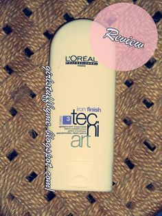 #loreal #Tecniartlisscontrol #hairproduct #review