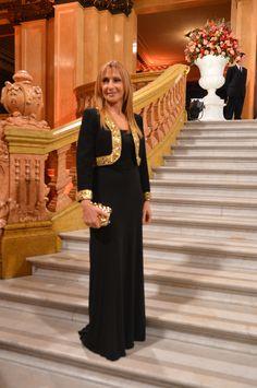 Gladys Florimonte. telefe.com