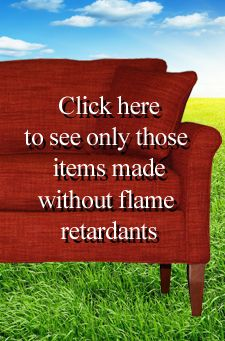 How To Determine If There Are Flame Retardants In Your Furniture |  Non Toxic Home | Pinterest
