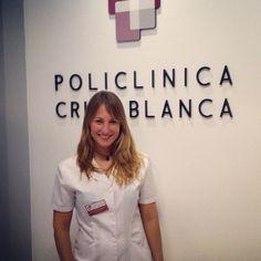 Nuestra médico especialista en Digestivo. Dra. Noemi Hernández Álvarez-Buylla