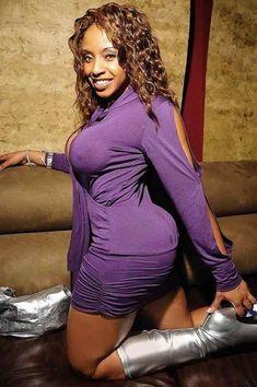 Pretty Black Girls, Black Girls Rock, Beautiful Black Women, Black Girl Magic, Simply Beautiful, Sexy Ebony, Ebony Beauty, Hot Dress, Sexy Dresses
