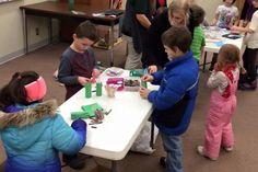 Junior Scientist Camp For-Mar Nature Preserve and Arboretum Burton, MI #Kids #Events