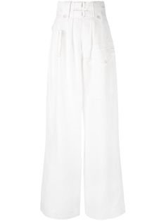 Shop Joseph wide leg trousers.