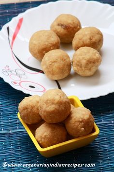 Vegetarian Indian Recipes: Pinni-Pinni Recipe-Aate Ki Pinni Recipe-Punjabi Pi...