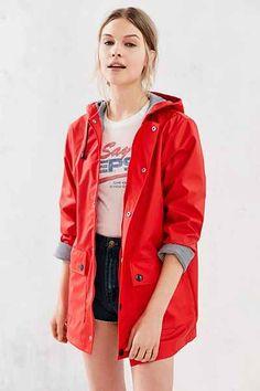 Petit Bateau Raincoat - Urban Outfitters