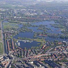 Berger Plas  gezien vanaf de Kleiweg