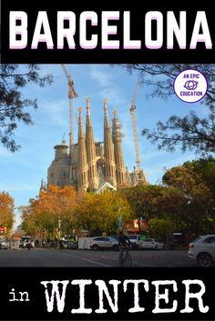 10 Reasons to Visit Barcelona in Winter — Spain Family Travel http://www.anepiceducation.com/barcelona-in-winter/