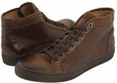 Frye - Justin Mid Lace (Brown Vintage Leather) - Footwear on shopstyle.com