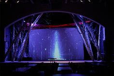 The Red Line | Church Stage Design Ideas