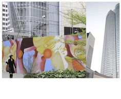 Bottazzi public art in Tokyo