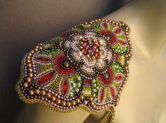 Ornamental Epaulet by binkaminka on Etsy