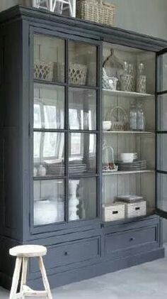 Storage space for the kitchen | Flower shop | Pinterest | Cocinas ...