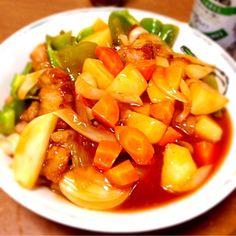 お母さんの酢豚❤カリッと揚げた豚肉が超ジューシー! - 43件のもぐもぐ - 酢豚 by ekyon