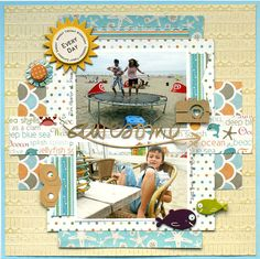 Every Day is Awesome - Imaginisce - Scrapbook.com
