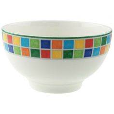 Villeroy & Boch Twist Alea Limone Rice Bowl 20 oz, $14.00