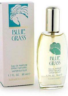 Blue Grass Elizabeth Arden for women