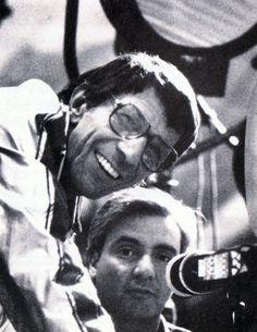 Leonard Nimoy directing