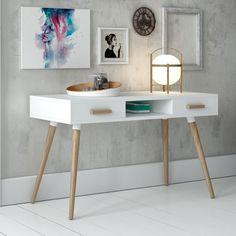 Console au design Scandinave, une tendance à ne pas manquer! #design #scandinave