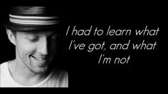I Won't Give Up - Jason Mraz HD, via YouTube.