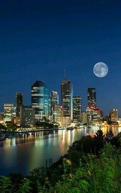 Brisbane City.Australia.