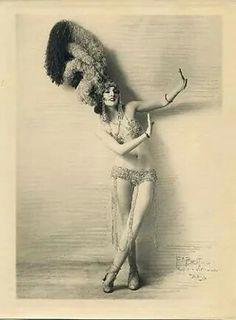 Zelda Boden, 1920 vaudeville star