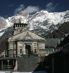 FREE Download Kedarnath Temple Wallpapers Photography in