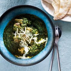 Every Indian restaurant has a version of saagwala - it's generally one of the healthier options as it has little to no cream, and plenty of spinach!