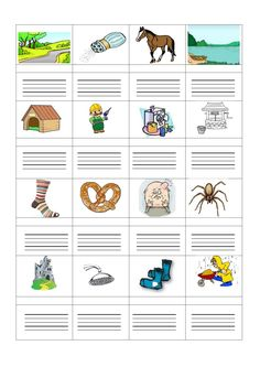 U-O differenciálás 2. Grade 1, Booklet, Preschool, Language, Teaching, Education, Reading, Kid Garden, Languages