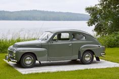 Learn more about Impressive Factory Style Restoration: 1960 Volvo on Bring a Trailer, the home of the best vintage and classic cars online. Volvo Amazon, Classic Car Restoration, Volvo Cars, Import Cars, Sweet Cars, Classic Cars Online, Vintage Trucks, Retro Cars, Amazing Cars