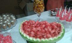 Watermelon boat