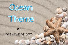 TONS of Pre-K theme lesson plans with printables, activities, crafts ideas, and songs.