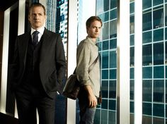 Suits. Suits. Suits. Not your average legal drama - I'm hooked.