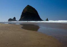 Canon Beach  Haystack Rock
