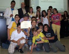 """Classe 1C, Scuola Media """"G.B. Grassi"""" di Uggiate Trevano (CO)"""