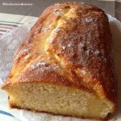 Cake de Limón con Thermomix
